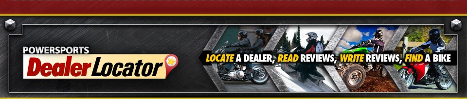 Powersports Dealer Locator